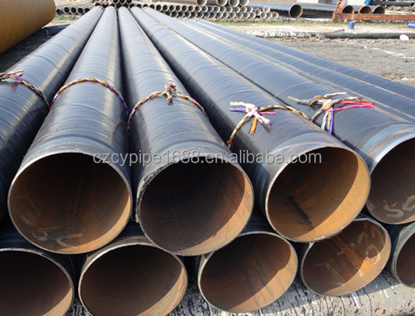 High Streng products anticorrosion welded thin wall steel pipe
