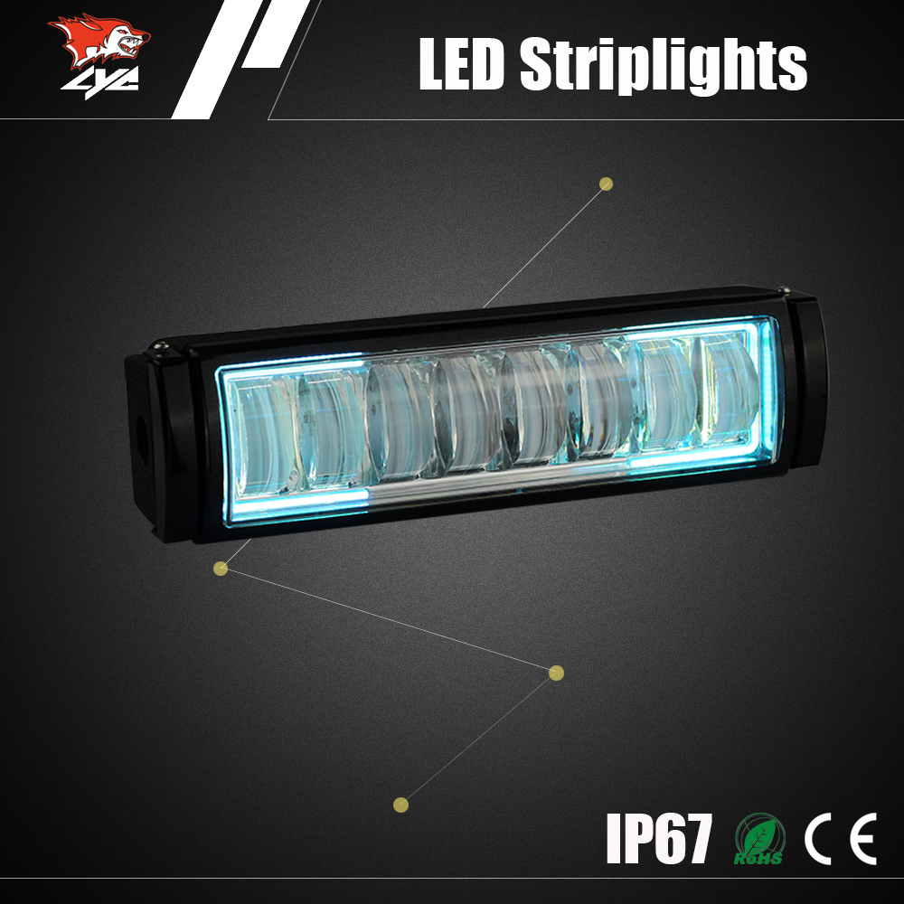 2016 car accessories DOT Approved OEM off road CE LED rgb led rock light