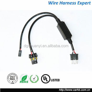 H4 Motorcycle Wire Harness Single Relay Fuse_350x350 h4 motorcycle wire harness single relay fuse holder buy h4 single pin waterproof wire harness at virtualis.co