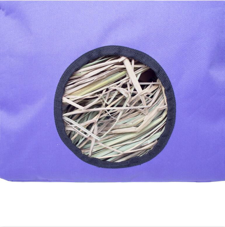 600D 폴리 에스터 대용량 말 건초 피더 가방