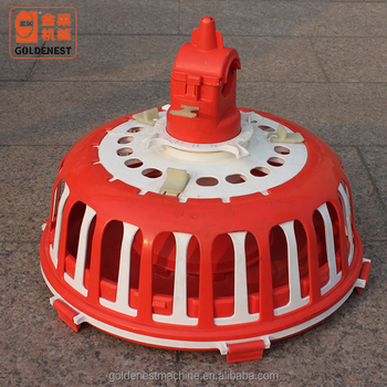 Goldenest Supply Automatic Poultry Feeder For Male Breeder House Equipment Feeding System Good Price