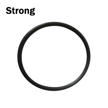 Food Grade White/black/clear Silicone O Ring Epdm/nbr Rubber O Rings ...