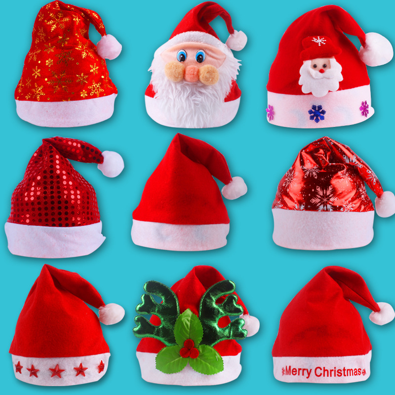 67bdf32738775 China christmas hat decoration wholesale 🇨🇳 - Alibaba