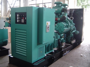 Diesel Engine with Pump for irrigation