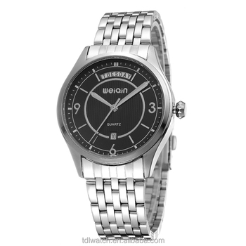 New Arrival Date Function Men Full Steel Watch