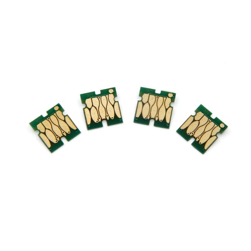 OCBESETJET 4 Colors/set T6891 - T6894 One Time Ink Cartridge Chip For Epson S30670 S50670 S30675 S50675 Printer