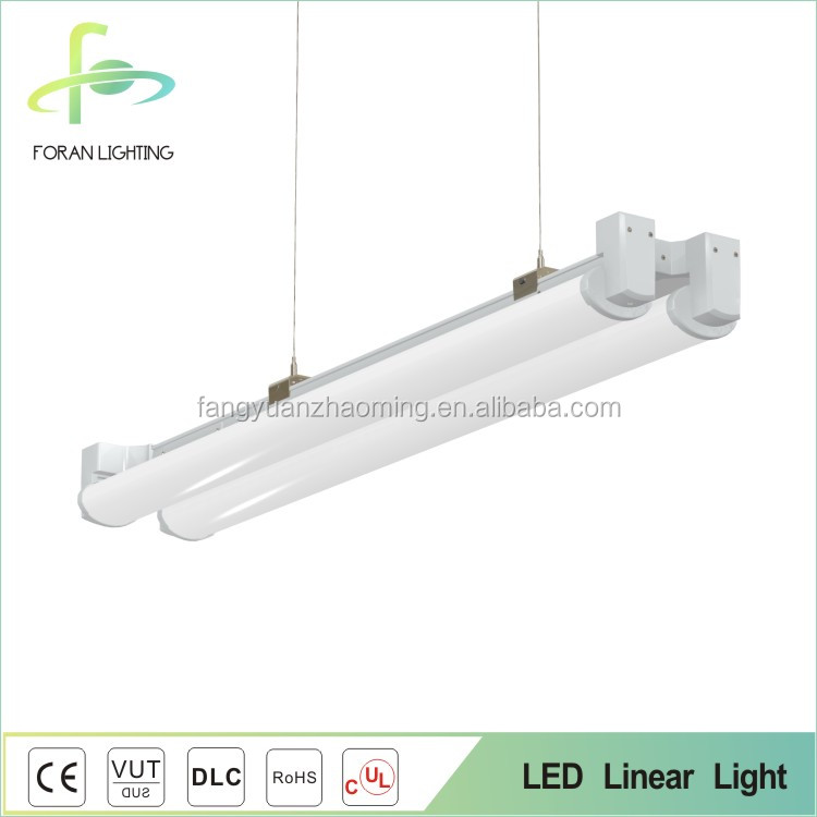 High quality aluminum trunk system 30W modular design led linear light