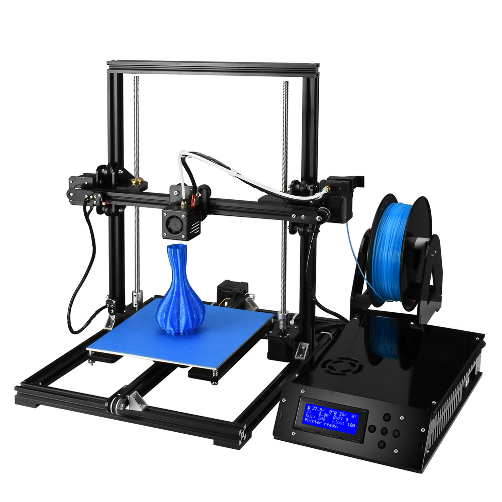 Desktop DIY 3D Printer with instruction video 3d printer industrial