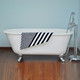 1.2m small baby cast iron bath tubs single ended roll top america standard cast iron bathtub made in china