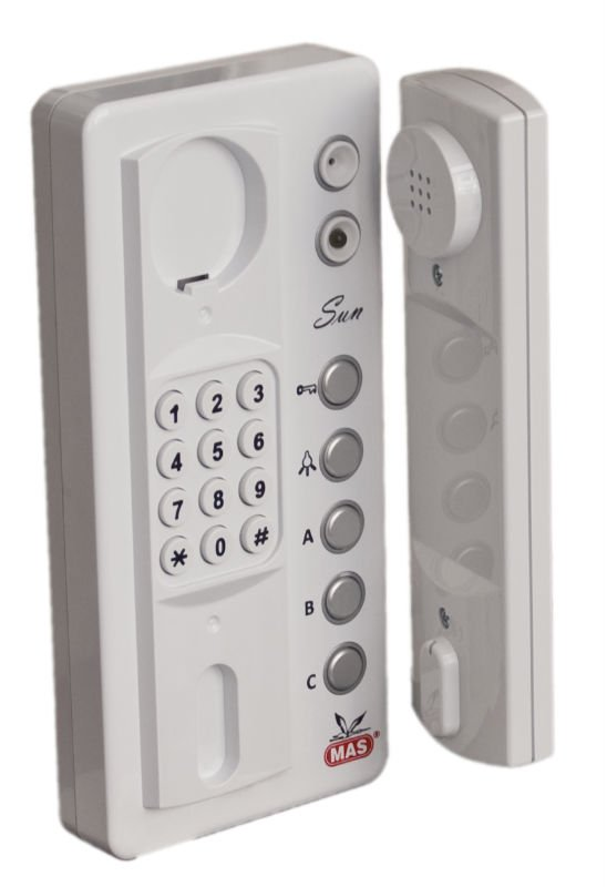Sun Doorphone With Intercom