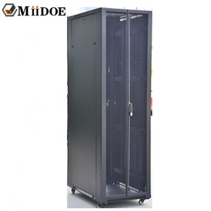 Miidoe MB1 Double open mesh door server rack 42U network cabinet