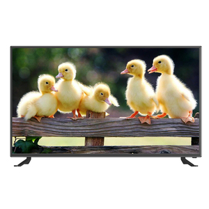 Promotional!! wav tv 50 inch smart tv led tv 3d televisions made in china factory
