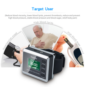 LLLT hypertension diabetes and cardiovascular diseases laser therapy watch