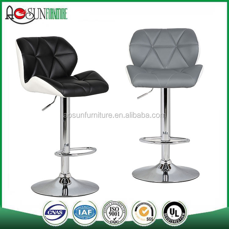 Popular Hot Selling Pu Bar Stool Used Bar Stools For Sale