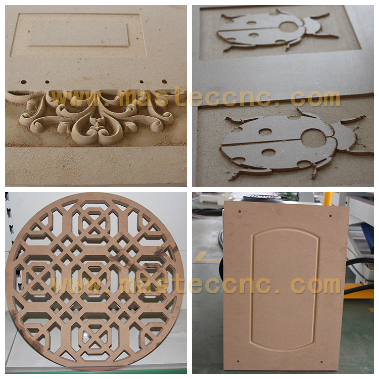 Economical Cnc Wood Carving Machine 3d Cnc Router For Wood
