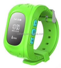 Children Smart watch phone Q50 Kids Tracking GPS watch