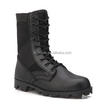 Hombrescómodo Militar De Botas Combate Cuero Para Ejército Venta Negro 2019 Zapatos Mejor Genuino Del Buy Militares shdBtQrxC