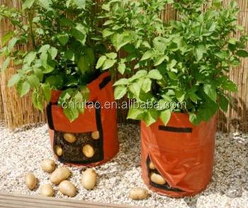 Strong Woven Reusable Potato Growing Bag Pe Planter Grow Garden Bags Product On