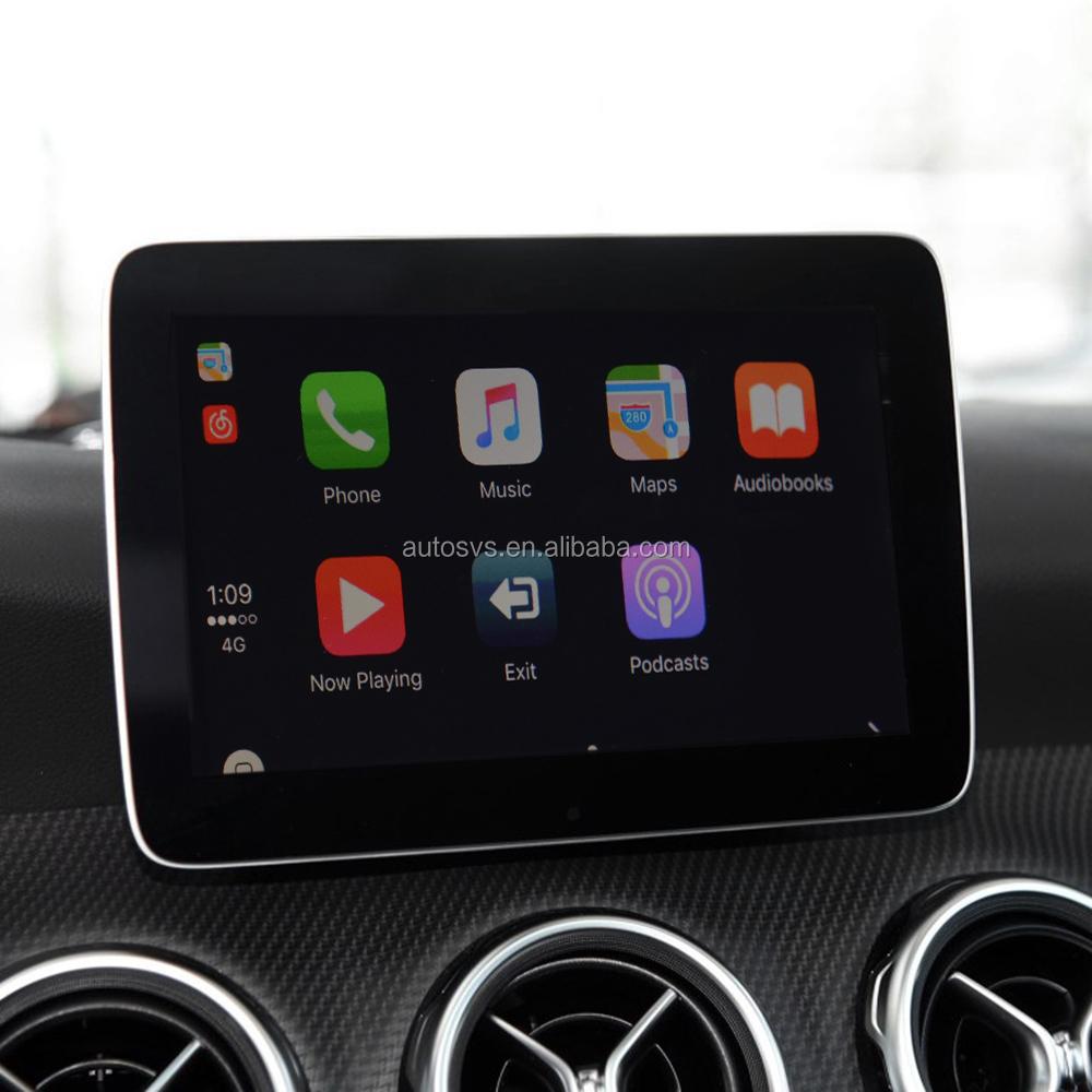 Mercedes North Haven Ile Ilgili Gorseller >> Unichip Akilli Mercedes Apple Carplay Kutusu Destegi W205 W212 Ile Ntg4 5 Ntg 5