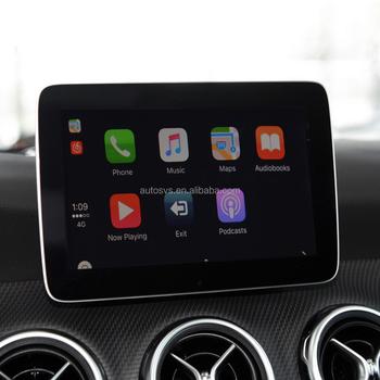 Unichip Smart Mercedes Apple Carplay Box Support W205 W212 With Ntg4 5 Ntg  5 - Buy Carplay Box Mercedes,Mercedes W212 Android,Apple Carplay Mercedes