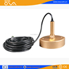 1.8KW Fish Finder FS1001B Bronze Ultrasonic Transducer Similar to Honda TD67T
