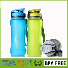 Amazon Hot Selling 600ml Sports Plastic Water Bottle Factory Bpa Free