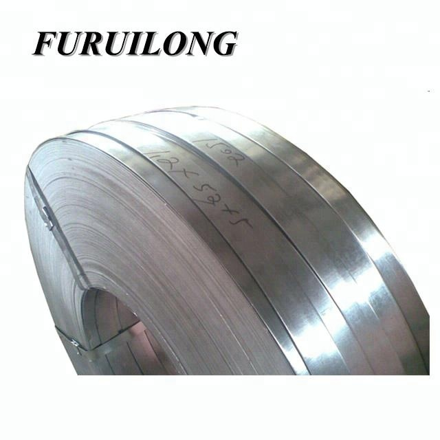 Buy AISI ASTM galvanized strip steel strapping 32mm 16mm 19mm