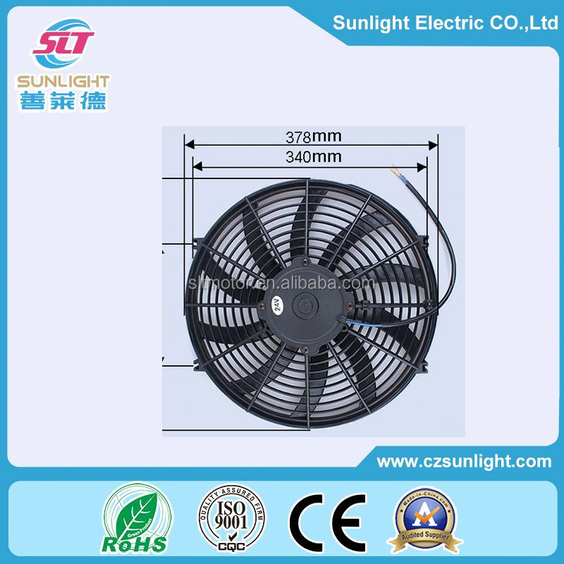 14inch Marine Water driven Gas Free Axial Fan