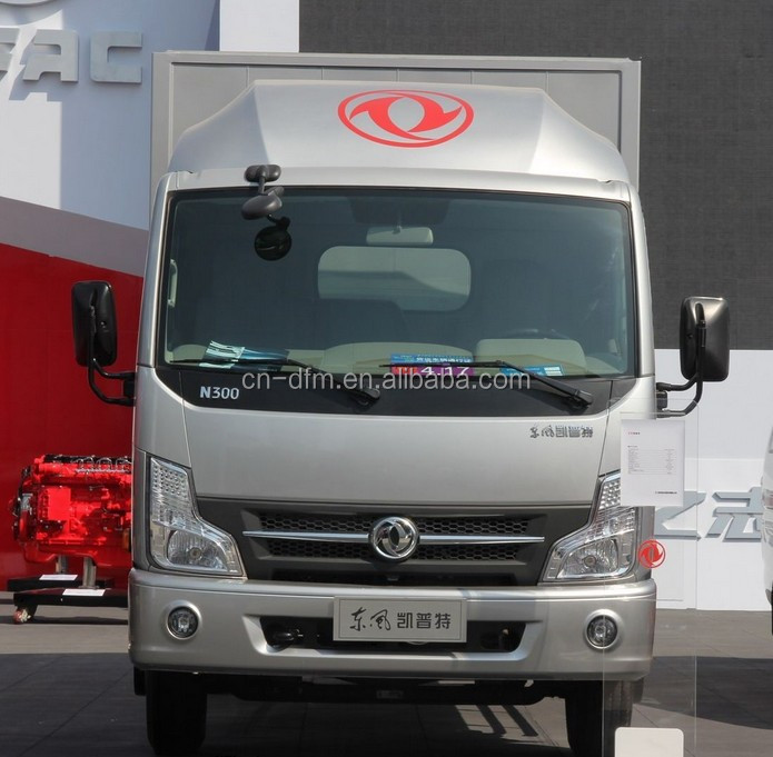 New China DONGFENG Van CNG Truck 2Tons to 4Tons Light integration small Cargo Truck