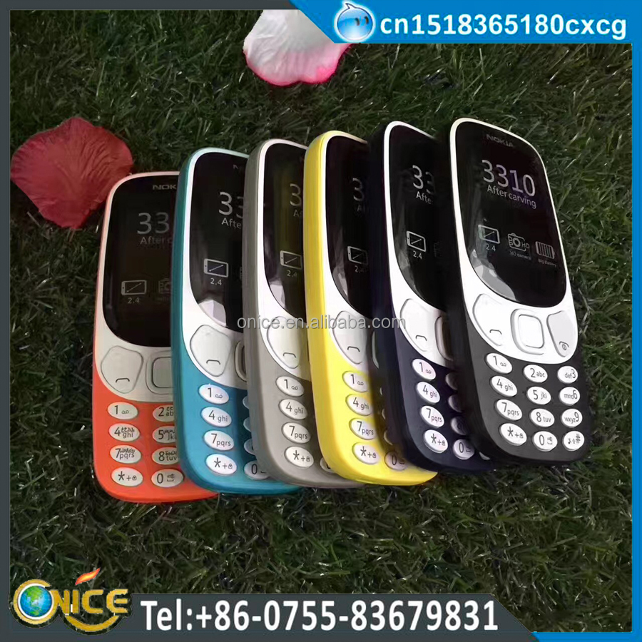 2.4 inch factory price and best quality bar phone GSM 1200 mAh mobile phone with camera support video display