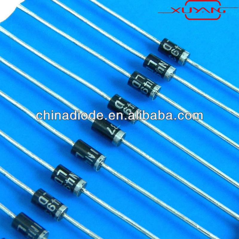paquete De 10 Uf4002 1a 100v Ultrafast Diodo