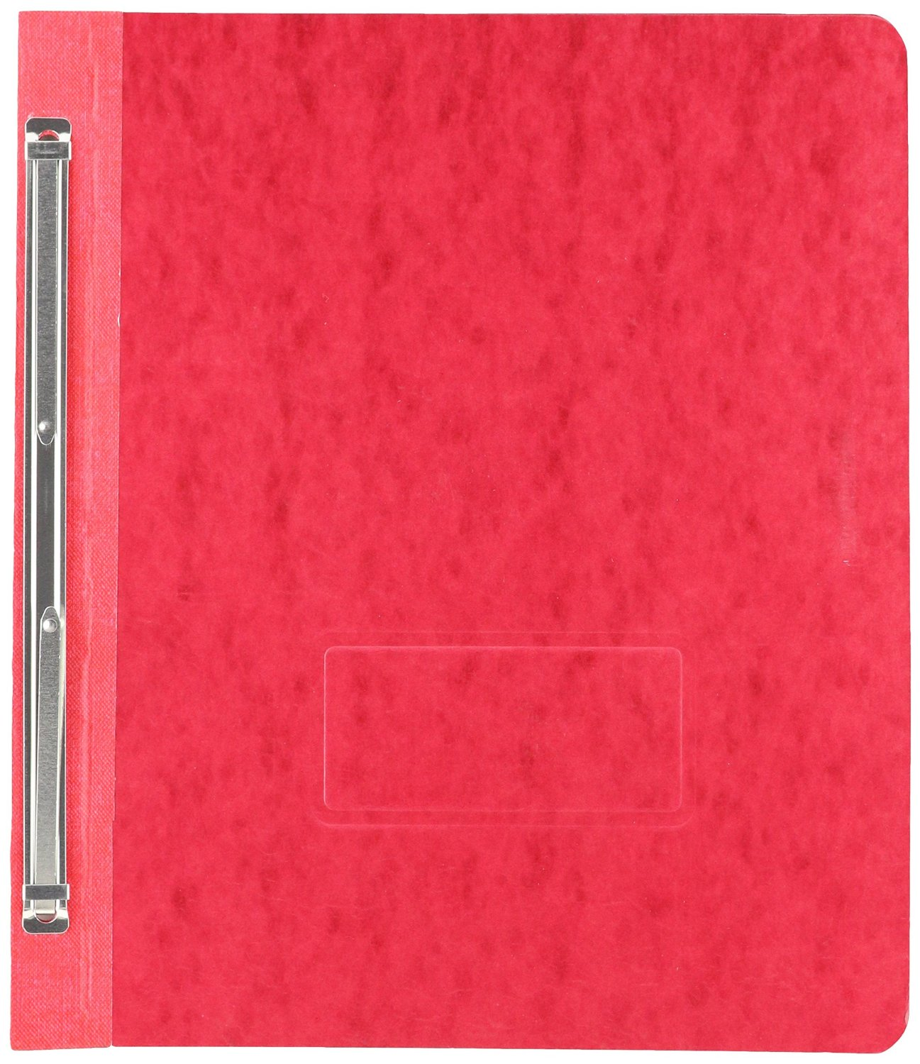 Oxford PressGuard Report Covers with Reinforced Side Hinge, 11-Inch x 8-1/2-Inch, Executive Red (12711)