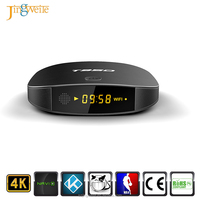 2017 RK3229 T95D install google play store android tv box with 1gb 8gb set top box digital tv cable receiver
