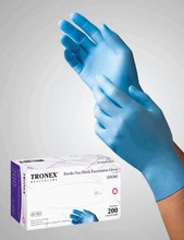 Nitrile Powder-Free Fingertip-Textured Exam Gloves (Tronex 9252)