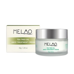 OEM/ODM/ Melao Best Anti Acne Cream and Anti Acne Treatment as Face Skin Care Removal Cream Acne Spots Scar Blemish Treatment
