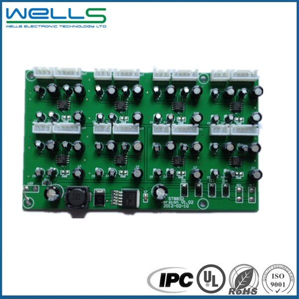2 layer PCB board factory OEM PCB assembly PCBA EMS manufacturer