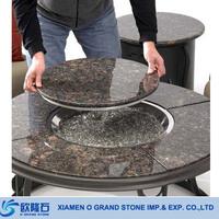 Custom Interior Kitchen Granite Dining Table