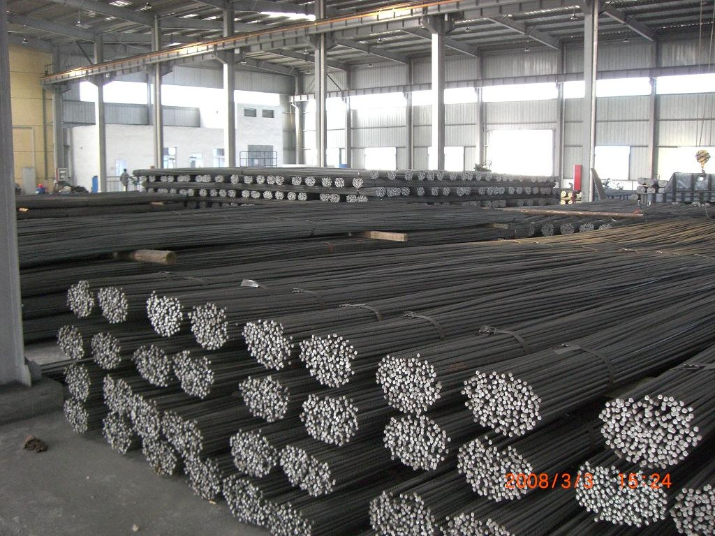 Factory Deformed Steel Rebar TMT Rebar Concrete Iron Rod For Construction