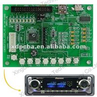 Radio PCB Board/FR4 PCB Assembling/electronics manufacturing service
