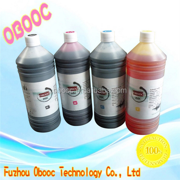 High Quality Cheap Reactive Dye Ink for Epson Desktop Digital Textile Printing Printers