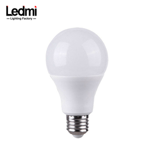 Low price led bulb, 3/5/7/9/12/15w led light bulb, E27/B22 base led lighting bulb