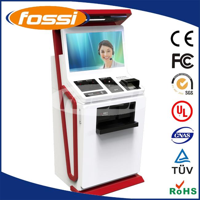 banking machine services