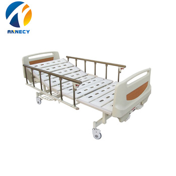 AC-MB036 health medical hospital equipment hospital bed table with drawer