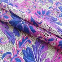 beautiful colorful african wax prints spandex lace buy fabric from china S1473