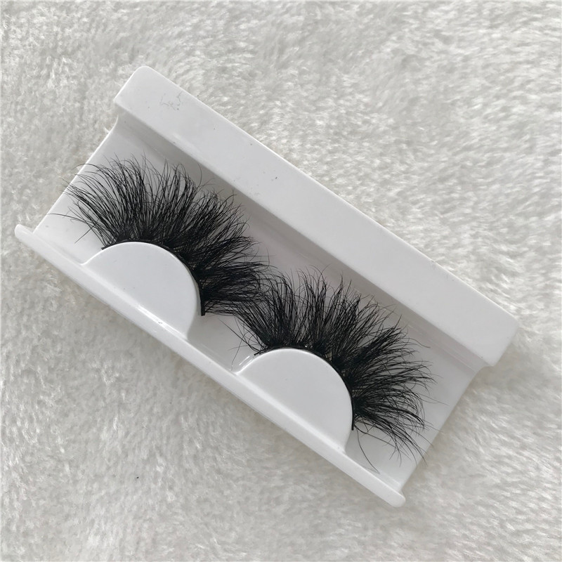 29829dc5e3e 2019 Newest 25 MM 5D mink lashes with private label mink eyelashes vendor