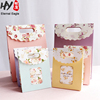Custom high-end clothes luxury shopping paper bag