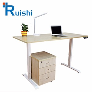 Top Quality Electric Height Adjustable Standing Electric Working Table Or Desk
