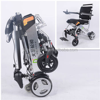 David D05 Cheap Light Folding Electric Wheelchair Prices
