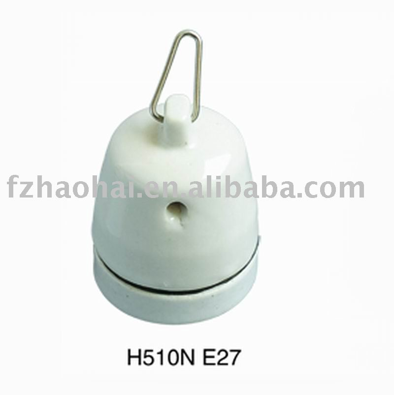 porcelain lamp holder,sensor lamp holder,table lamp base