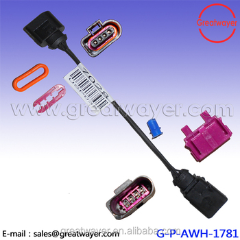 4 way adapter vw connector 8k0973704 txl 0 5mm2 automotive wiring 4 way adapter vw connector 8k0973704 txl 0 5mm2 automotive wiring harness